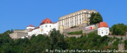 Veste Oberhaus in Passau Ausflugsziel zum Museum Sehenswertes