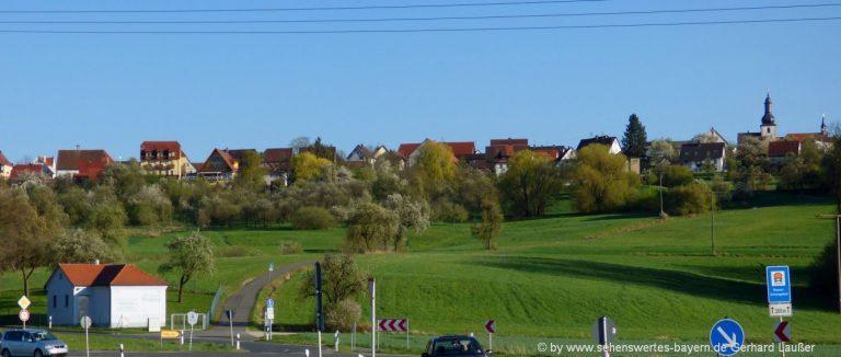 pinzberg-ausflugsziel-fränkische-schweiz-sehenswürdigkeiten-ortsansicht