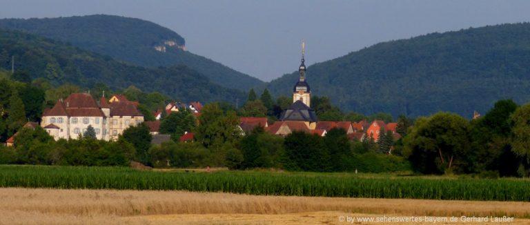 pretzfeld-sehenswürdigkeiten-ortsansicht-ausflugsziel-franken-landschaft