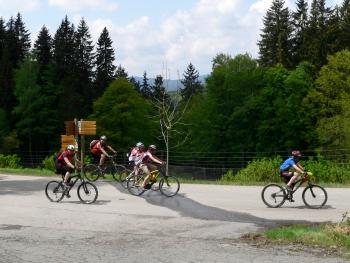 Radfahren Bayerischer Wald Radreisen Deutschland Radurlaub