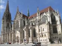 Regensburg Domansicht - Regierungsstadt in der Oberpfalz