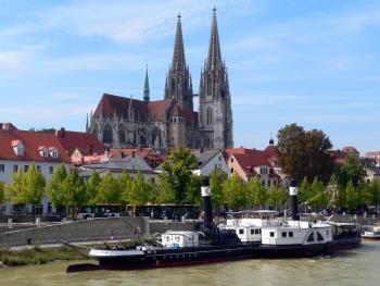 Deutschland Reiseführer Freizeittipps und Ausflugstipps - Regensburg in der Oberpfalz