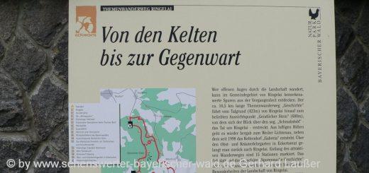 ringelai-keltendorf-gabreta-wanderweg-hinweisschild