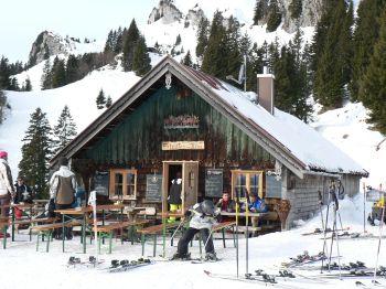 Almhütte Berghütte Urlaub in den Bergen in Bayern Hütten mieten