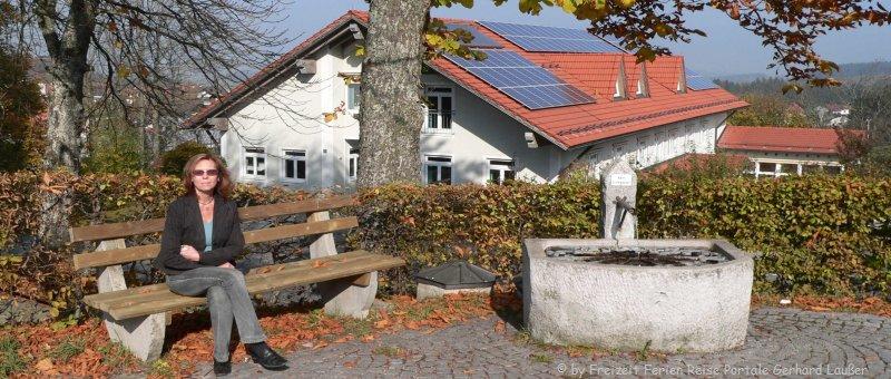 Urlaubsort Bayerischer Wald Sonnen Dreiländereck