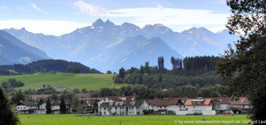 ausflugsziele-sonthofen-sehenswürdigkeiten-stadt-allgäuer-alpen