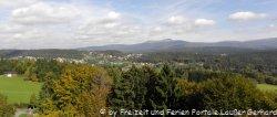 Nationalparkgemeinde Spieglau Aussichtsturm Oberkreuzberg