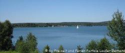 Wassersport und Freizeitangebote Steinberger See bei Schwandorf