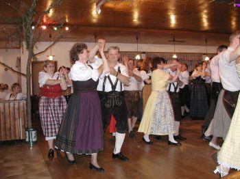 Kultur Tradition Volkstanz in Bayern