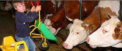 Ferien auf dem Bauernhof in Bayern Familien und Kinder Urlaub