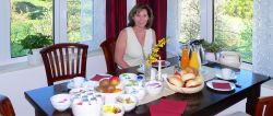 Privatpensionen in Bayern Unterkunft mit Frühstück im Bayerwald