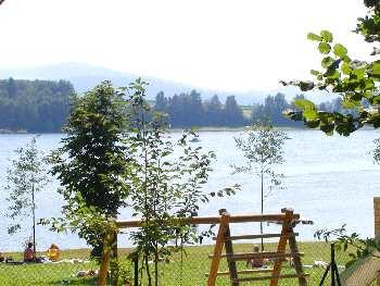 Badesee Bayern Badeurlaub Urlaub am See