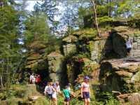 Schloßpark - Wandern im Bayerischen Wald
