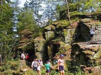 Wandern Urlaub Bayern Wanderurlaub mit Klettern und Wandertouren