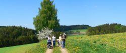 Wanderurlaub in Bayern Freizeitaktivitäten im Bayerischen Wald