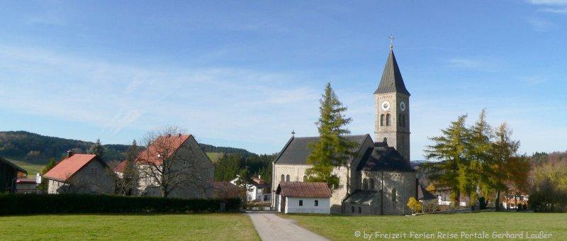Urlaub im Dreiländereck Bayerischer Wald Wegscheid Breitenberg