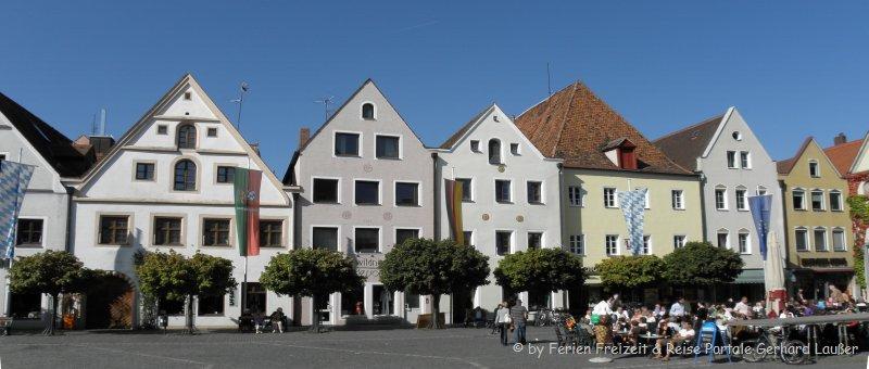 Sehenswürdigkeiten Weiden Ausflugsziele Altstadt