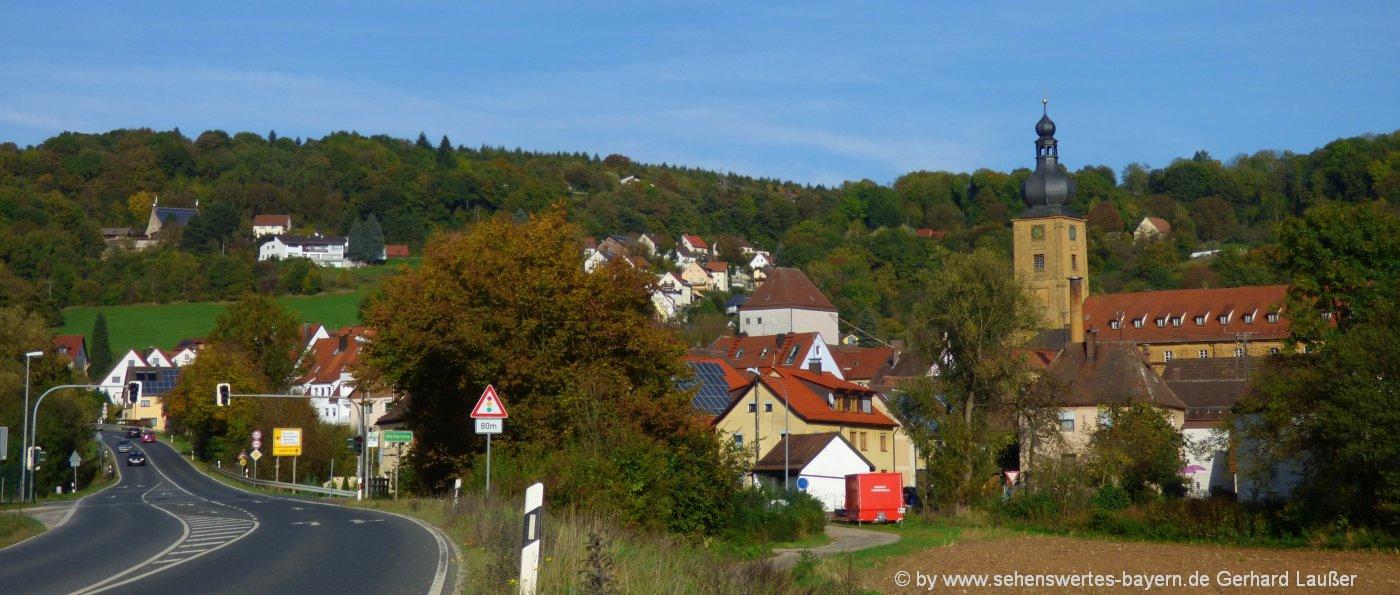 weissenohe-ausflugsziele-kloster-brauerei-franken-ortsansicht