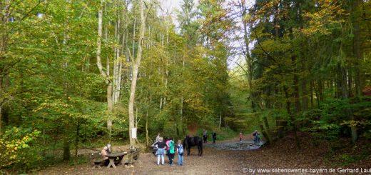 weissenohe-ausflugsziele-lillachtal-quelle-wanderregion-fränkische-schweiz