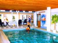 Erholen im Wellness Schwimmbad - Freizeit