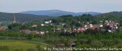 Glasstadt Zwiesel im Bayerwald Sehenswürdigkeiten